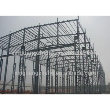 china prefab light steel frame gauge warehouse construction