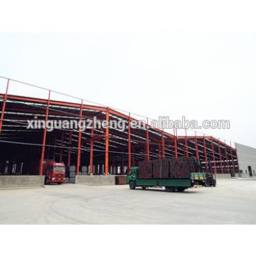 construction prefabricated large span china steel structure