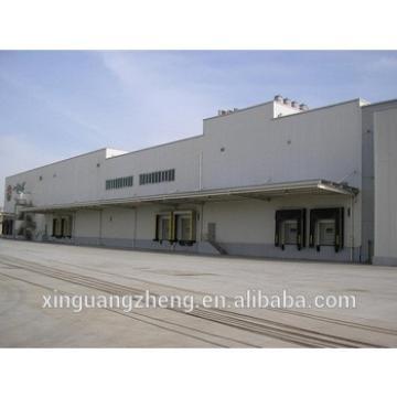 Chinese prefab steel structure workshop