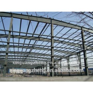 Chinese prefab steel structure workshop for Africa