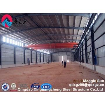 Chinese steel structure and sandwich panel project manufacturer