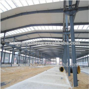light metal industrial steel structure building