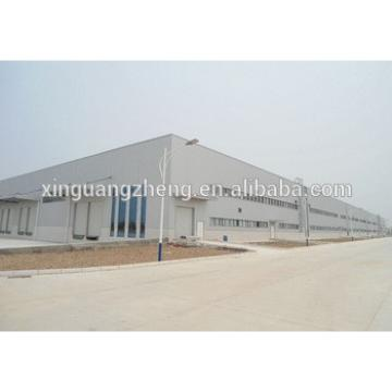 prefabricated designed steel frame barn steel structure building