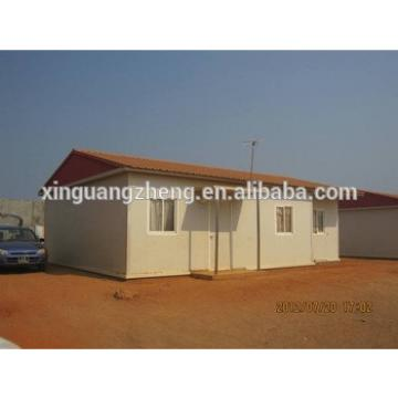 living pre engineered light steel fabricated house/home