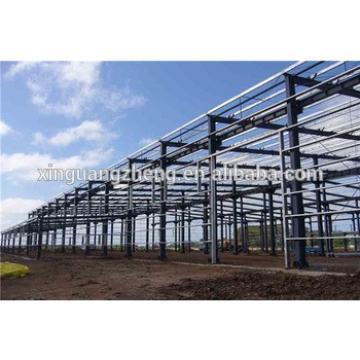 pre-engineered metal steel strucutre warehouse