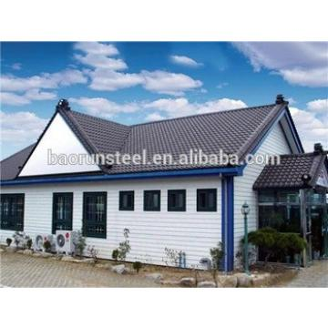 In China steel structure market hot sale modern, modular homes and light steel structure homes