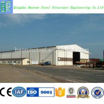 Economical Prefabricated Construction Steel Hangar