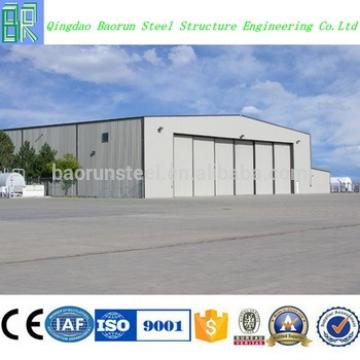 Light Frame Building Construction Portable Aircraft Hangar