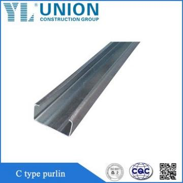 building steel column