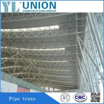 steel pipe truss