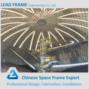 Metallic Structure Dome Storage Building