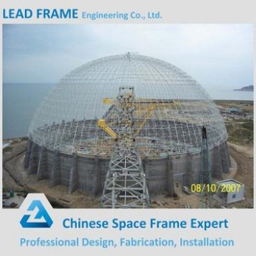 Outdoor Waterproof Wind-resistant Space Frame Coal Storage Shed