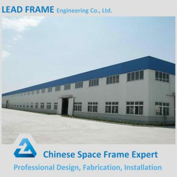 Light Frame Building Steel Structure Workshop With Steel Roof