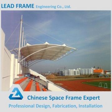 Prefabricated Light Steel Space Frame Stadium Bleachers