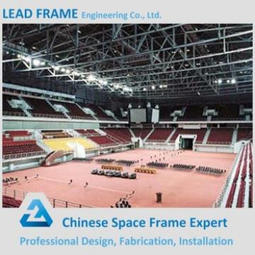 Economic Free Modern Design Space Frame Structure Football Stadium