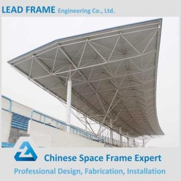 New Style Modern Space Frame Shed for Sport Hall Bleacher