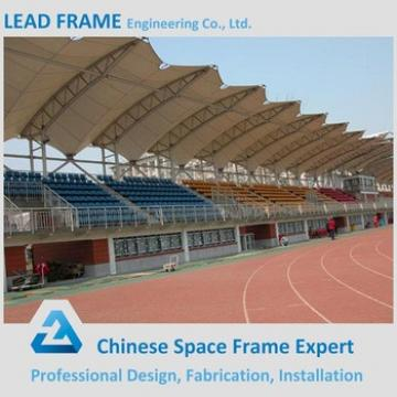 Prefabricated School Building Galvanized Frame Stadium Bleachers