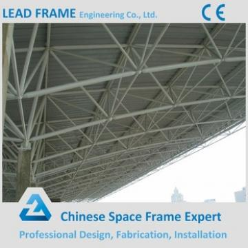 Light Gauge Space Structure Steel Truss for Stadium Building