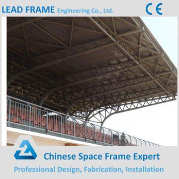 China Professional Design Economic Artistic Light Weight Steel Truss