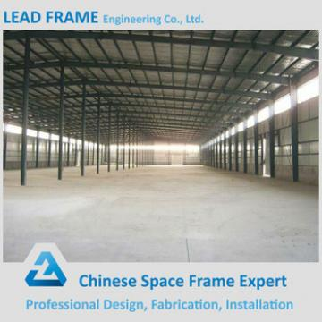 Attractive and durable steel space frame Curved Steel Building