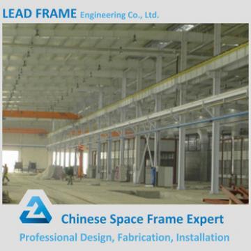Alibaba China Structural Steel Building Steel Column For Workshop