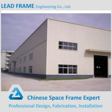 Lightweight Steel Prefab Workshop Buildings for Factory