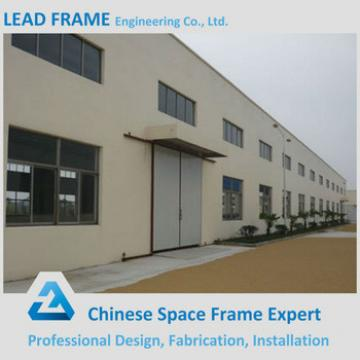 High Quality Steel Frame Modern House Design