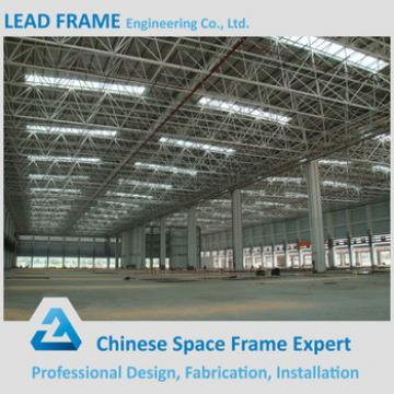 Popular sold widely used steel structure warehouse workshop