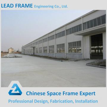 durable prefabricated iron structure building workshop