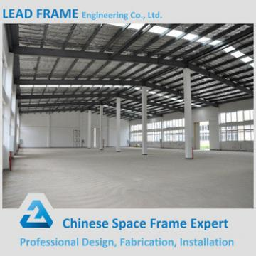 Effective Recycled Prefab design of prefabricated steel structure car workshop