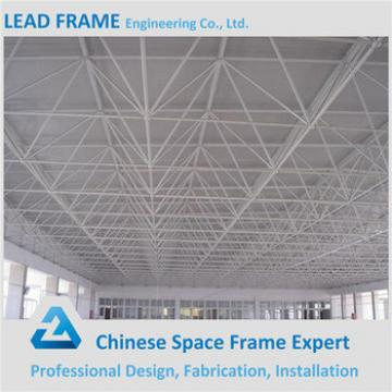 Prefanricated Strong Space Frame Structural Steel Hall