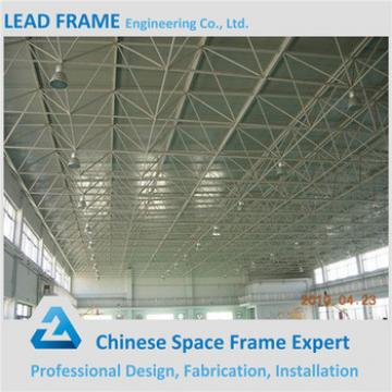 Steel construction real estate sandwich panel workshop