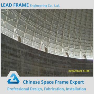 C Section Steel Frame For Light Weight Space Frame Structure Building