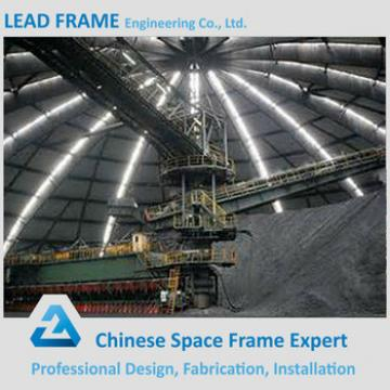 fast installation good quality american design standard space frame for coal shed