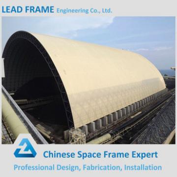 Good Quality Prefab Power Plant Coal Bunker Metal Shed