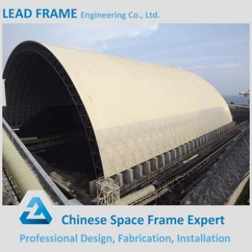 Long Span Space Frame Steel Storage Roof Truss