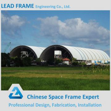 New Style Philippines Space Frame Coal Yard Storage