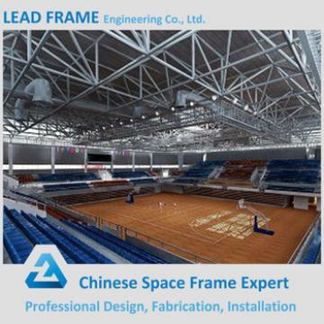 CE Certificate Structure Space Frame Steel Truss Stadium
