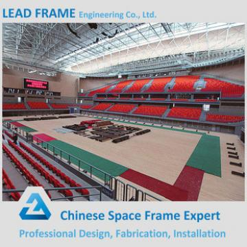 Commercial Arch Metal Frame Prefabricated Sports Hall