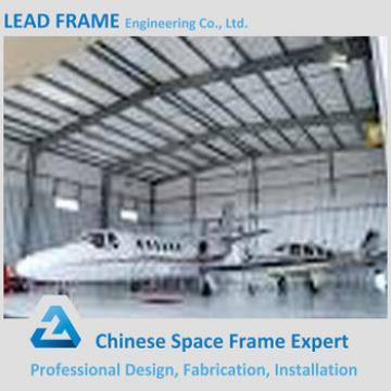 Construction Roof Design Light Frame Metal Hangar
