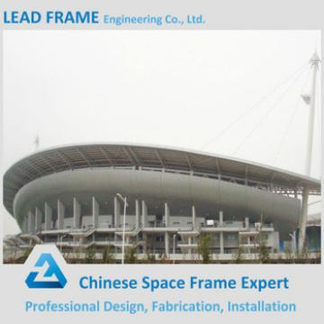Long Span Space Frame Olympics Prefabricated Stadium