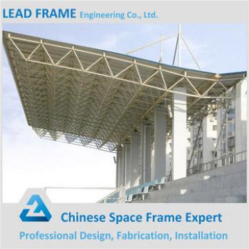 Bolted Steel Pipe Truss Prefabricated Stadium