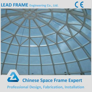 Metal Frame Structure Dome Skylight For Sale