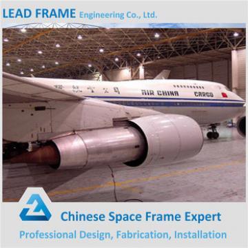 50 Years Warranty Steel Structure Construction Aircraft Hangar