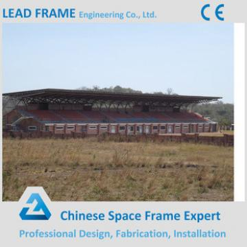 High quality space frame steel building stadium bleacher