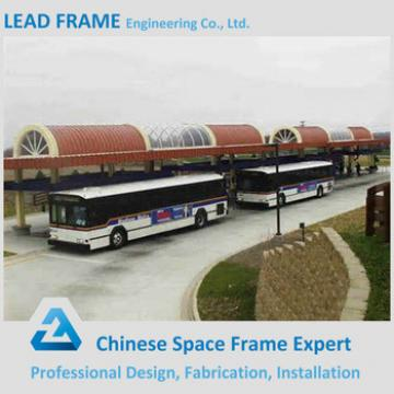 2017 Hot Sale New Design Prefabricated Bus Shelters