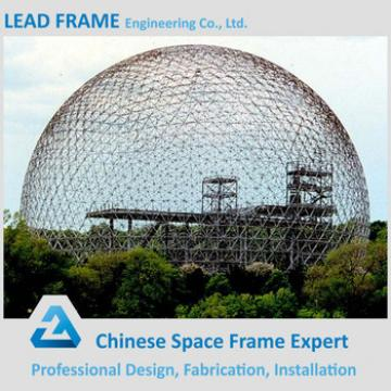 30m Diameter Steel Space Frame Dome Venues For Party
