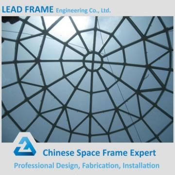 Steel Structure Construction Building Prefabricated Hotel Lobby Roof