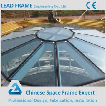 Hot Bending Toughened Glass Roof Dome