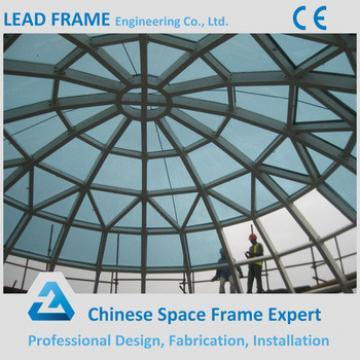Dome Roof Steel Structure For Leader Office